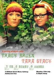 Tracy and Tara